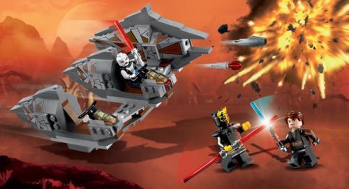 [Woolworth] [Offline] Lego Star Wars 7957 Sith Nightspeeder für 19,99€