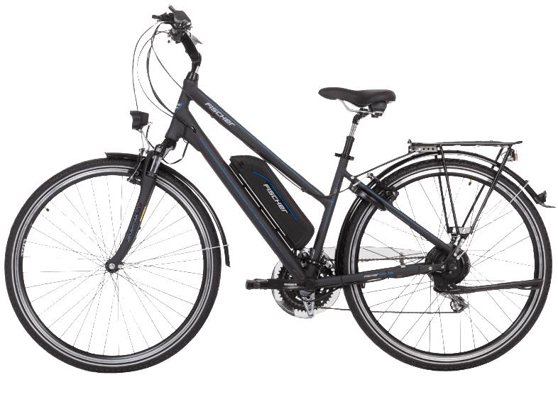 [Mediamarkt-Newsletter Aktion] 15% auf FISCHER E-Bike z.B ETD 1801-R1 Trekkingrad 28 Zoll, Shimano Acera, 396 Watt Akku, VGP: Idealo