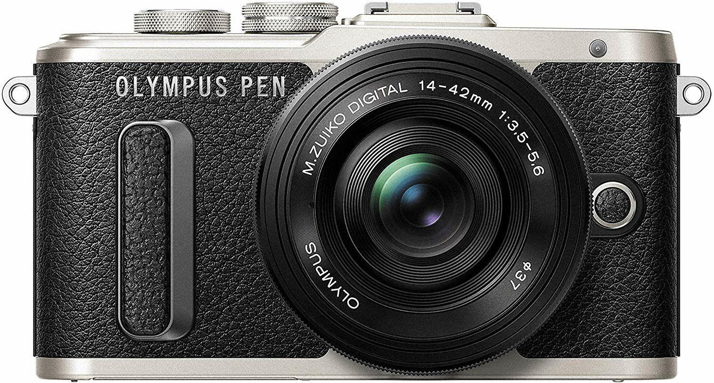 Olympus PEN E-PL8 mit Objektiv M.Zuiko digital 14-42mm EZ (Amazon.es)