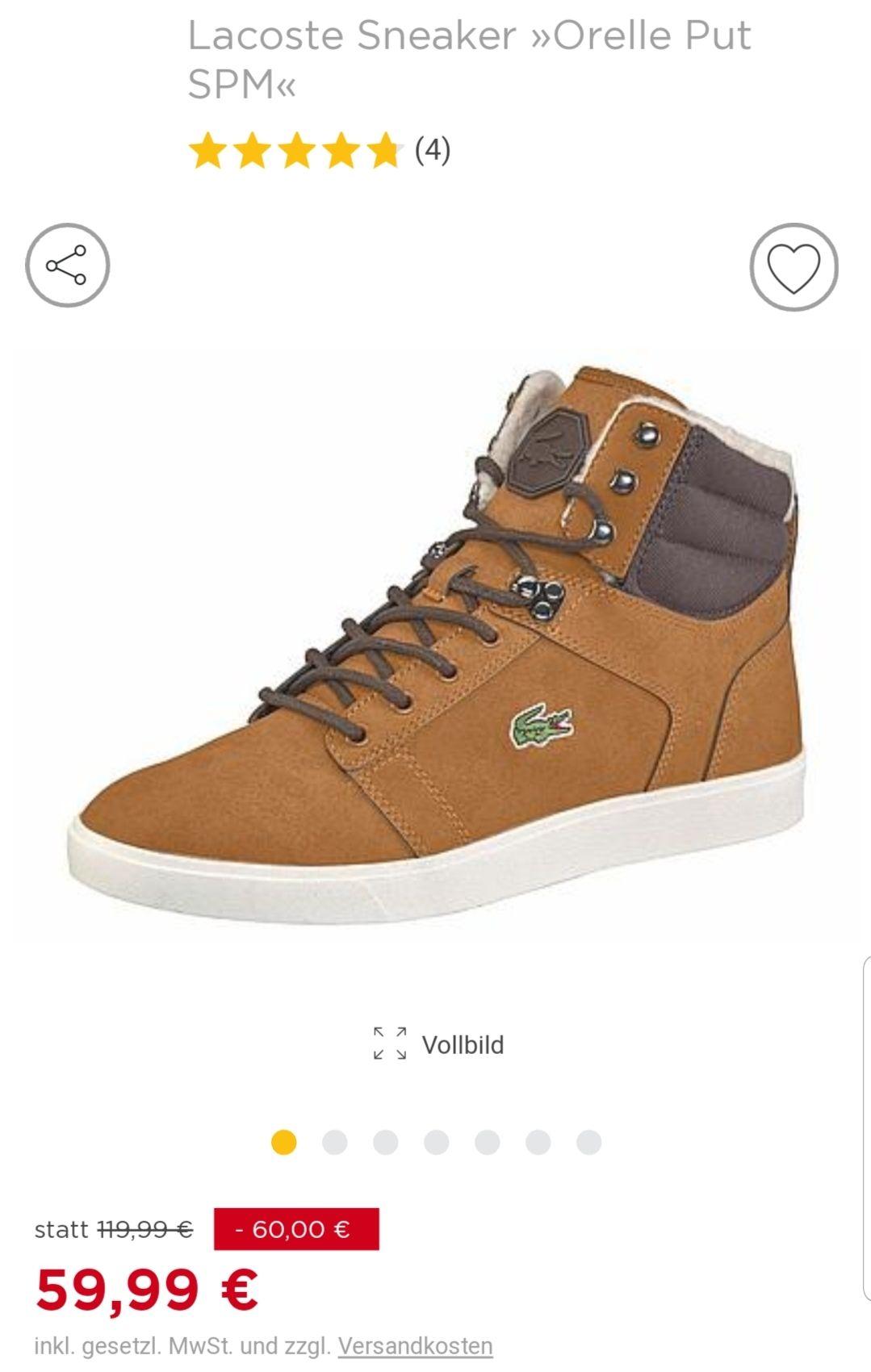 Lacoste Sneaker »Orelle Put SPM«