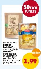 [Penny bundesweit ab MO]  Hilcona Pasta Tradizionale für effektiv 1,29€ / & Freixenet Mia Tinto für effektiv 1,99€ (Angebot+ Scondoo)