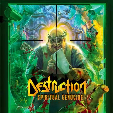 Destruction - Spiritual Genocide kostenlos anhören