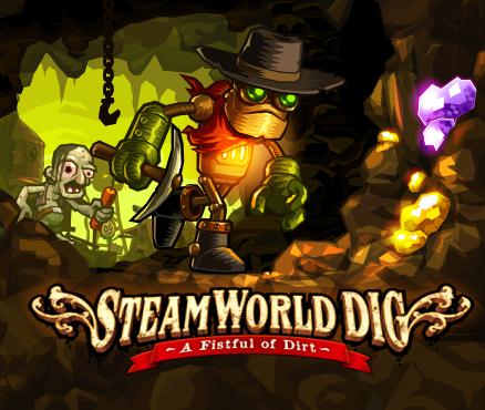SteamWorld Dig (Wii U & 3DS) für je 2,69€ (eShop)