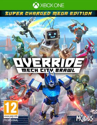 Override: Mech City Brawl Super Charged Mega Edition (Xbox One) für 9,85€ (ShopTo)