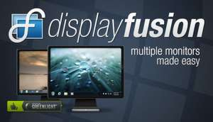 DisplayFusion / Multi-Monitor-Tool für 15,46€ [Humble Store] [Steam]