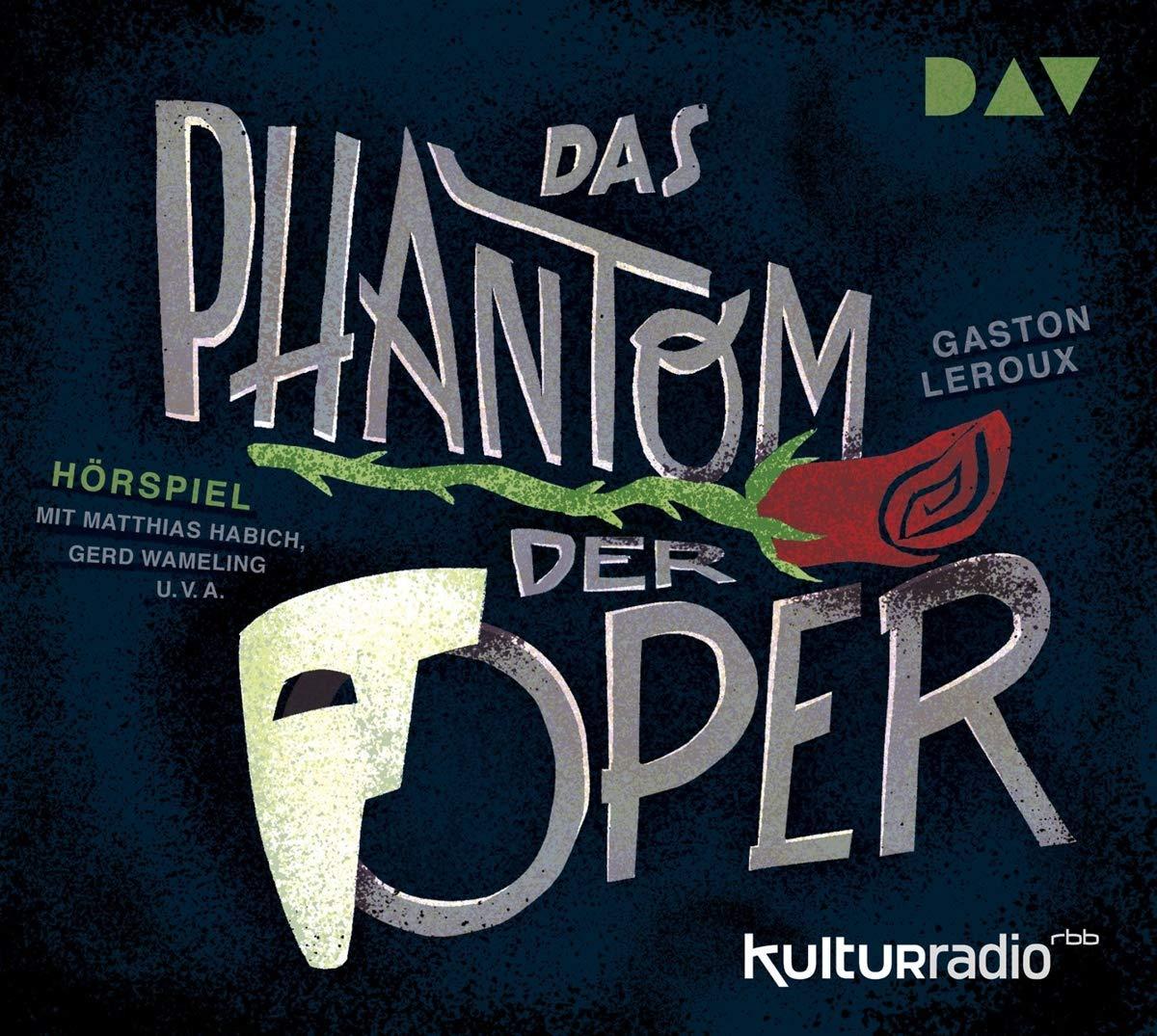 Das Phantom der Oper - gratis Kunstkopf - 3D - Hörspiel