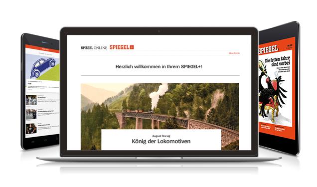 SPIEGEL+ Premium für 11,99 €statt 19,99 € für die ersten 12 Monate