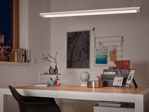 OSRAM LED OFFICE LINE DIM Lichtleiste (120cm, 50 W, 4000 lm, dimmbar) [iBOOD]