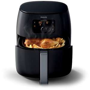 "Philips Heißluftfritteuse ""HD9762/90 Airfryer XXL"" (2225 W, für 4-5 Personen, 1400g, digitales Display) [Amazon]"