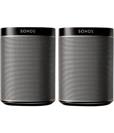 Sonos Sammeldeal: 2x Play:1 für 262,35€, Beam schwarz für 353,48€, Playbar für 566,65€, Sub für 581,10€ [Schwab - Gutschein nicht für alle]