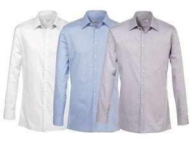 [Lidl] Bügelfreie Slim-Fit Hemden ab 3.12.