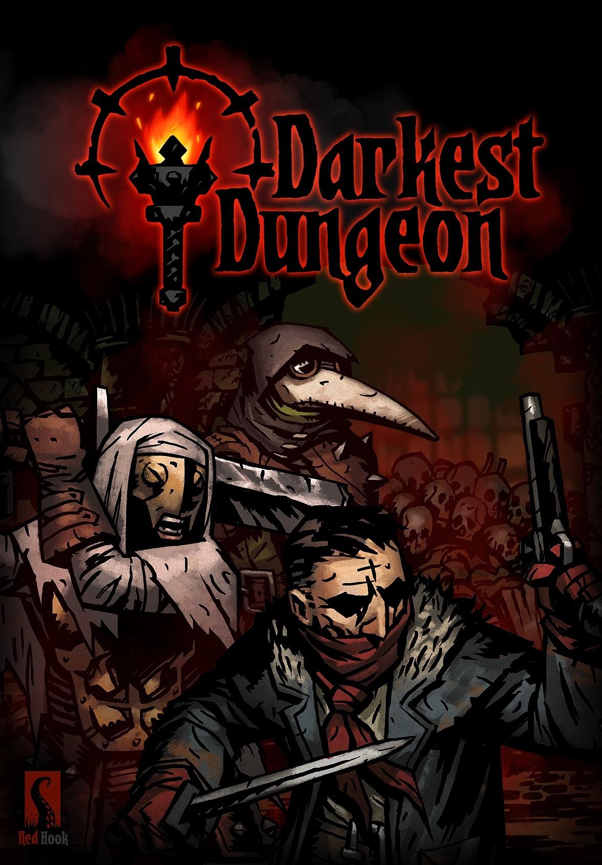 [PS Store] Darkest Dungeon PS4