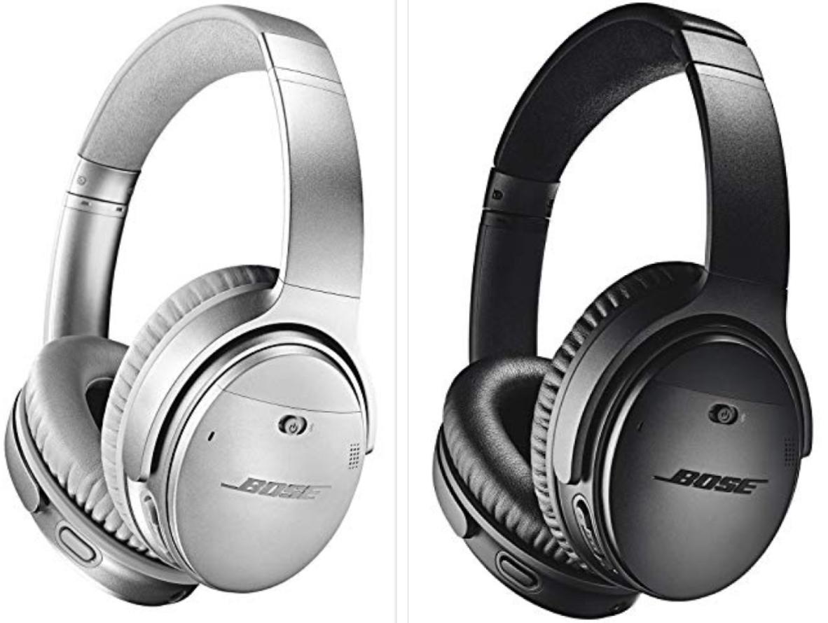 Bose QuietComfort QC 35 II Wireless-Kopfhörer in silber o. schwarz ab 245,60€ inkl. Versandkosten