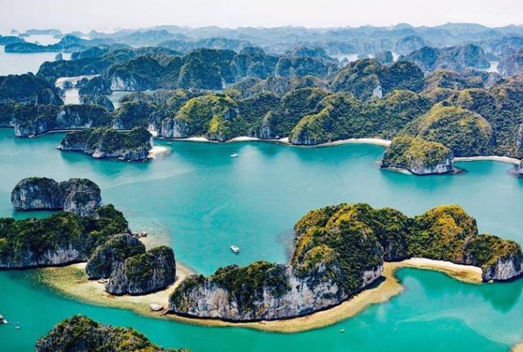 Flüge: Vietnam (Mai-Juli/Sept-Dez) Nonstop mit Vietnam Airlines von Frankfurt nach Hanoi oder Ho Chi Minh ab 435€ inkl. Gepäck