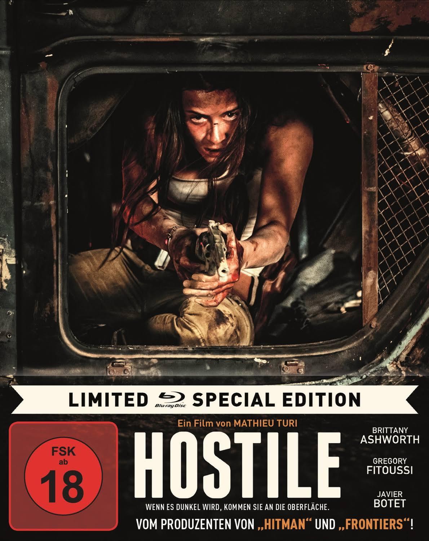 [Thalia Club] Hostile (Limited Blu-ray FuturePak) für 9,99€ inkl. Versand