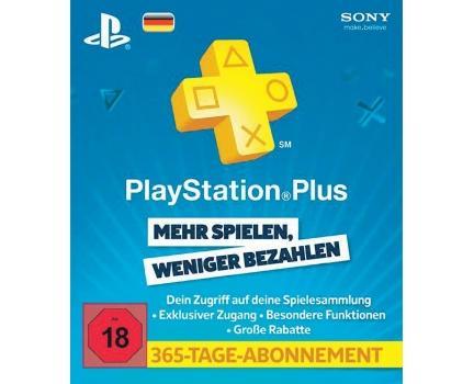 PlayStationPlus Live Card 365 Tage für 40,45€ @SMDV