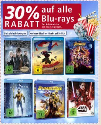 (Real) 30 % auf alle Blu-rays und auf Nintendo 3DS Software - offline