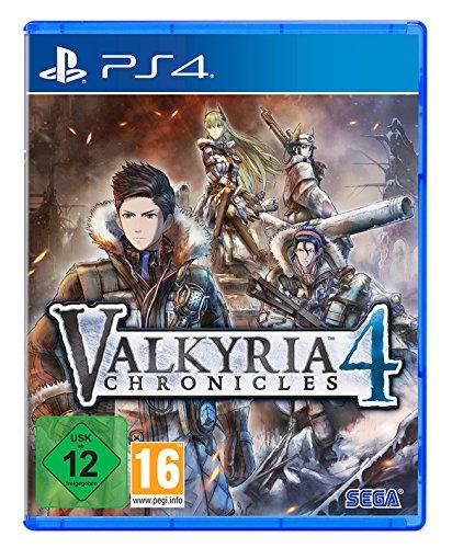 Valkyria Chronicles 4 Launch Edition (PS4 & Xbox One) für je 17€ (Amazon Prime & Media Markt)