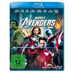 [Lokal] Marvel`s The Avengers - 3D Blu Ray @ Mediaran Gelsenkirchen für 12 Euro