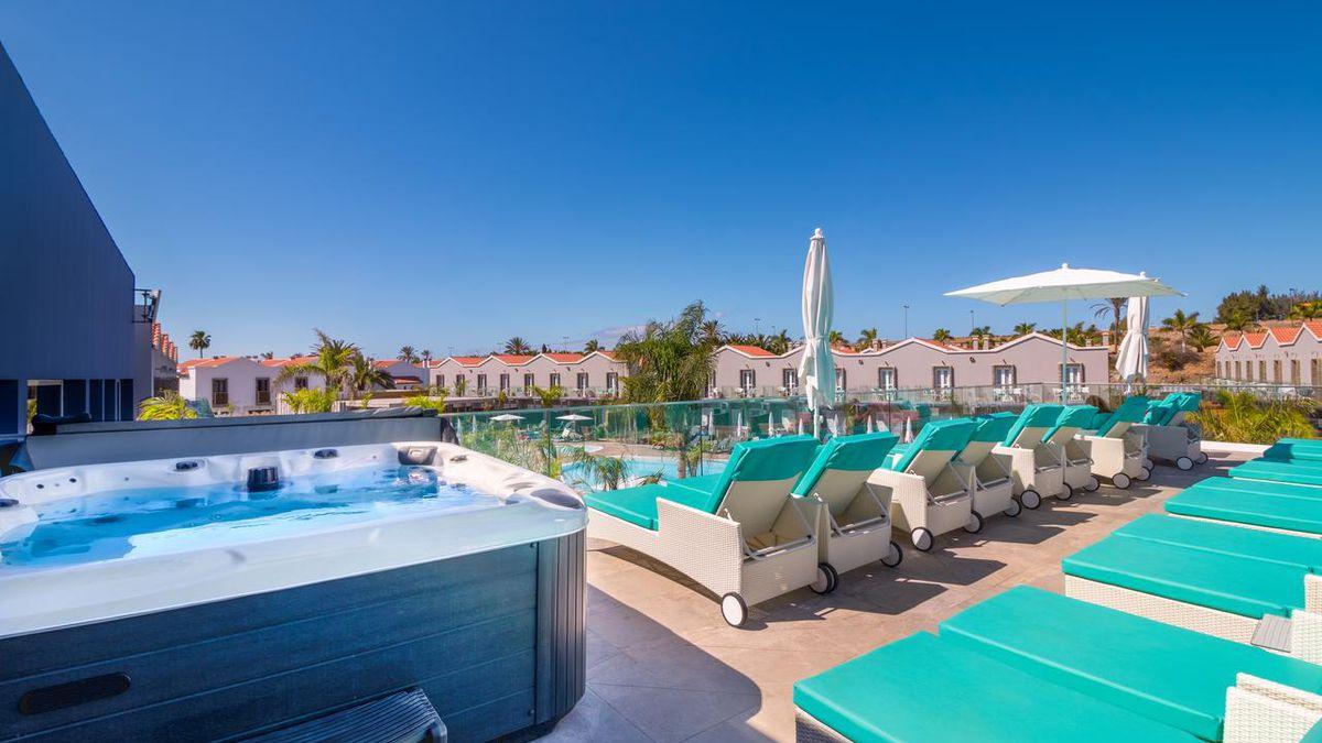 Flug + Hotel für 2 Personen nach Gran Canaria - 7 Tage und HP