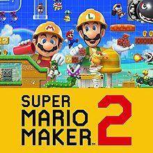 Super Mario Maker 2 [Nintendo Switch] Vorbestellung