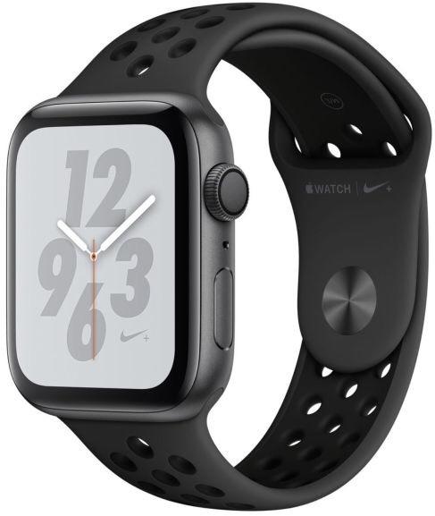 Apple Watch Series 4  GPS 44 mm Alu Sportarmband für 404€ inkl. Versandkosten [Gravis ebay]