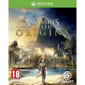 Assassin's Creed: Origins (Xbox One) für 17,02€ (Shop4DE)