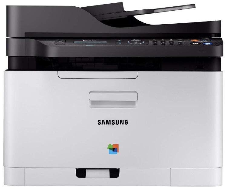 Samsung C 480FW Farblaser 4 in 1 Multifunktionsdrucker mit WLAN