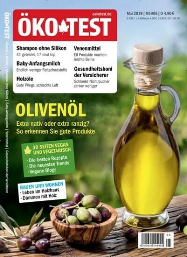 Öko Test Abo (12 Ausgaben) für 51,84 € mit 35 € Amazon-Gutschein/ Verrechnungsscheck