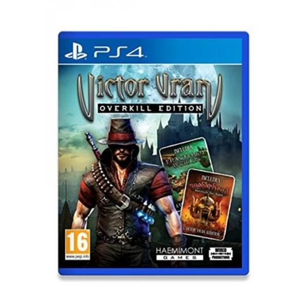 Victor Vran: Overkill Edition (PS4) für 14,99€ (Shop4DE)