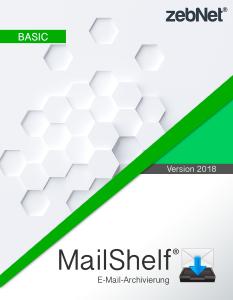 Wieder da: Kostenlose Vollversion von MailShelf Basic (E-Mail-Archivierung)