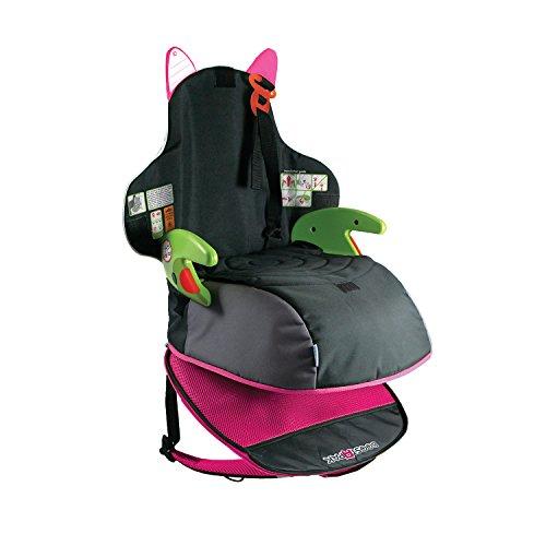 [Amazon] Trunki BoostApak Kinderrucksack mit integriertem Kindersitz Gruppe 2/3 (Pink)