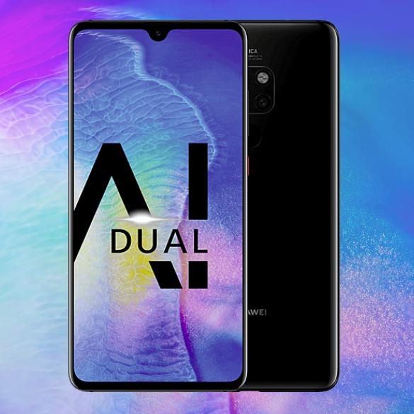 Huawei Mate 20 (128GB, Dual-SIM) für 41,99€ Zuzahlung im o2 Free M Young (10GB LTE) für mtl. 24,99€ (dauerhaft im LTE)