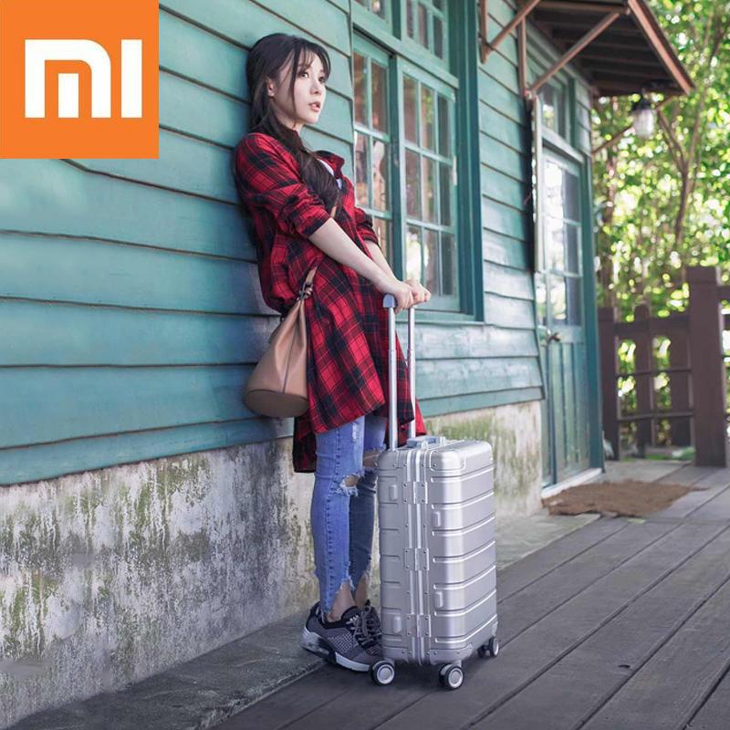 "Xiaomi 20"" Zoll inch Metal Travel Suitcase Koffer Aluminium Suitcase evlt. Handgepäck - Preorder!"