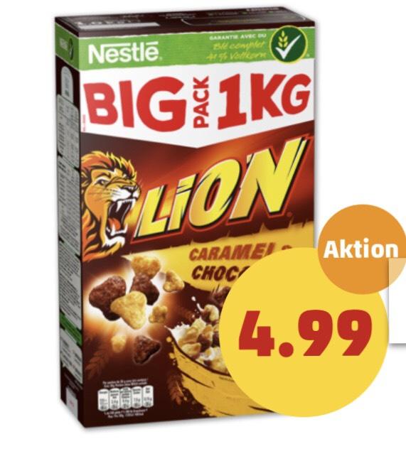 [Penny] Nestle Lion Cereals Big Pack 1kg