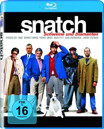 Snatch - Schweine und Diamanten (Blu-ray) für 5,97€ (Amazon Prime)