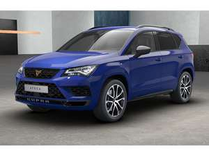 [Privatleasing] Cupra Ateca 2.0 TSI DSG 4Drive (300 PS) - mtl. 299€ (brutto), 36 Monate, 10.000 km, LF 0,69