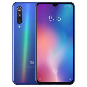 Xiaomi Mi 9 SE 4G Smartphone 6GB RAM 64GB ROM Snapdragon 712 NFC internationale Version in blau