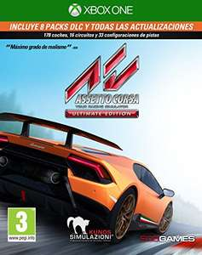 Assetto Corsa: Ultimate Edition (Xbox One) für 23,74€ (Amazon ES)