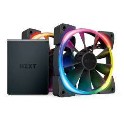 [Lokal/Online] NZXT Aer RGB 2 Twin Starter, RGB LED-Lüfter - 120mm