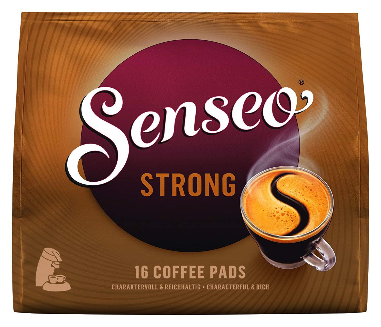 [amazon] 10x Senseo Kaffepads versch. Sorten mit Gutschein und Spar-Abo (5%) für 13,90€ bzw. (15%) 11,91€
