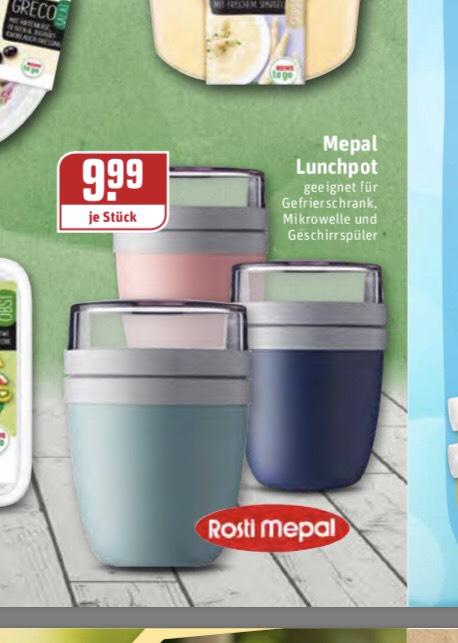 Rewe Dortmund Filialen Mepal Lunchpot