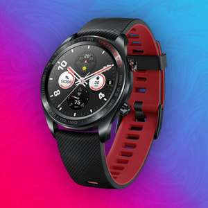 Honor Watch Magic - 390x390 Amoled - 5ATM - GPS, GLONASS, Galileo | Versand aus DE