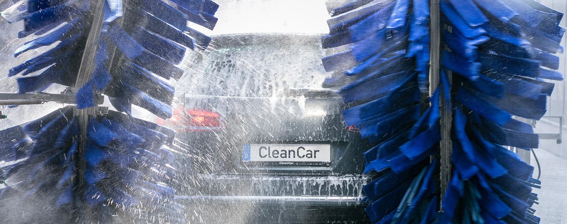 """""""Autowäsche""""  Cleancar Premium PLATIN-PFLEGE"""