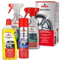[ Penny ] Nigrin Autopflege ab 1,99€ / Shampookonzentrat,Bremsen und Teilereiniger,Geruchsentferner,Textilreiniger,Reifenglanz Spray