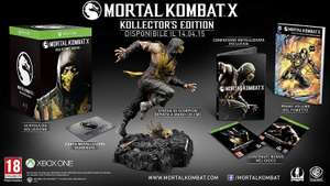 Mortal Kombat X Kollectors Edition (Xbox One) für 41,99€ (Amazon.it)