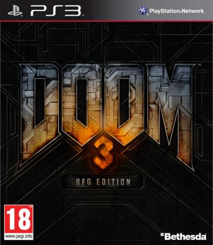 PS3/Xbox360 - Doom 3 BFG Edition für €18,52 [@Zavvi.com]