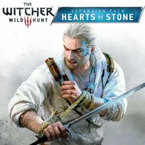 The Witcher 3: Wild Hunt - Hearts of Stone (PS4) für 4,63€ (Kinguin)