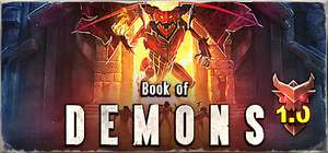 Book of Demons @Steam
