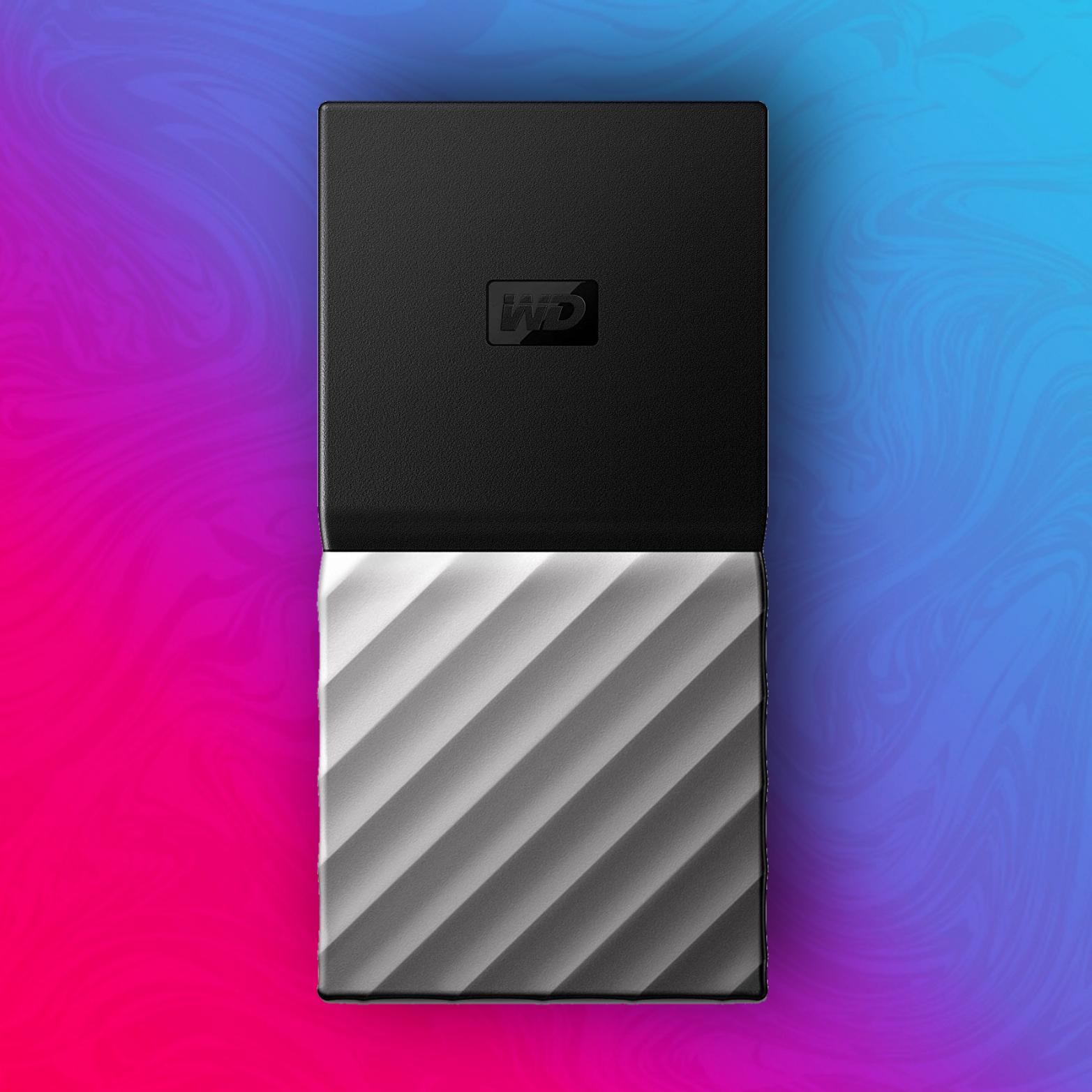 [Amazon/NBB] WD My Passport SSD 256GB (Lesen: ~540 MB/s, Schreiben: ~350 MB/s, USB Typ-C 3.1 / 3.2 Gen1)